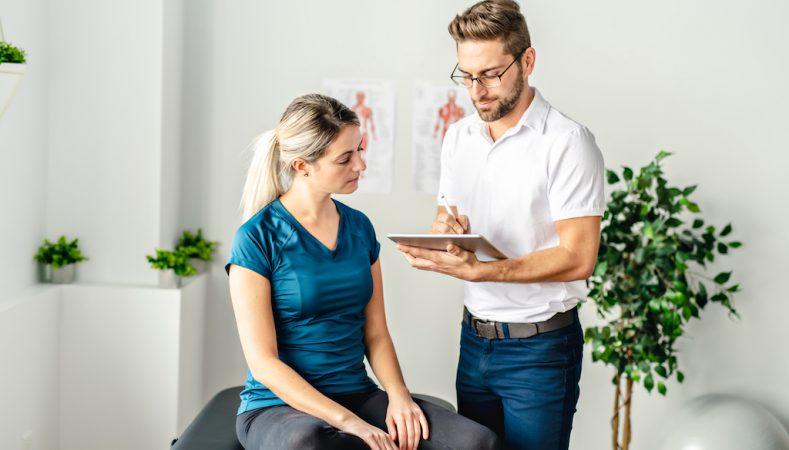 4 Step Assessment Back Balance